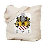 Lupi Family Crest Tote Bag