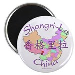 Shangri-La China Magnet