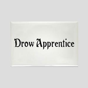 Drow Apprentice Rectangle Magnet