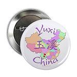 Yuxi China Map 2.25
