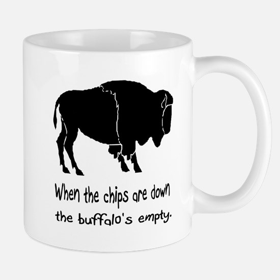 Buffalo Chips Mug