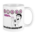Bingo Caller Mug