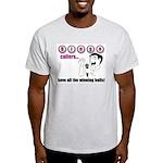 Bingo Caller Light T-Shirt