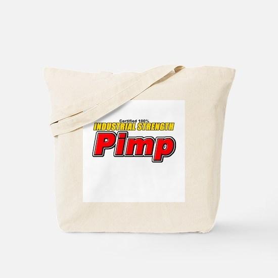 CERTIFIED Pimp Tote Bag