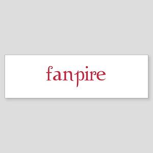 Fanpire- Bumper Sticker