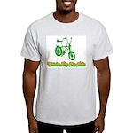 Chicks Dig My Ride Ash Grey T-Shirt