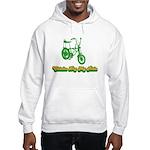 Chicks Dig My Ride Hooded Sweatshirt