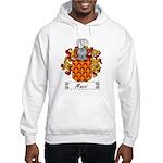 Macci Family Crest Hooded Sweatshirt