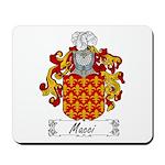 Macci Family Crest Mousepad