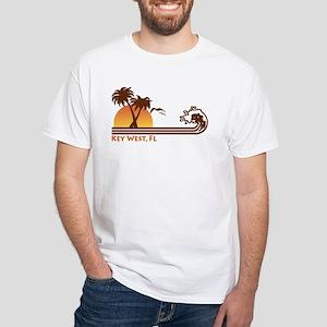 Key West White T-Shirt