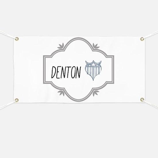 Denton Banner
