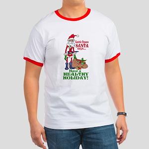 Gastric Bypass Santa Ringer T