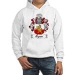Magnoni Family Crest Hooded Sweatshirt