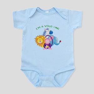 I'm A Wild One Infant Bodysuit