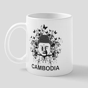 Buddha Cambodia Mug
