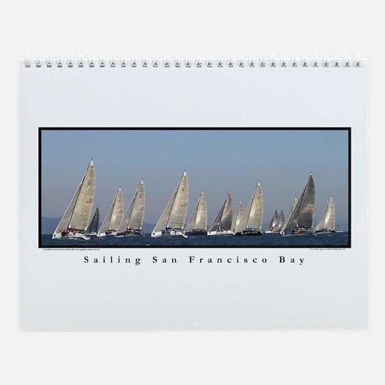 San Francisco Bay Sailing Calendar 2008