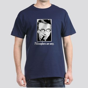 Philosophers are sexy Dark T-Shirt