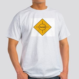 Carmel Roundabout Light T-Shirt
