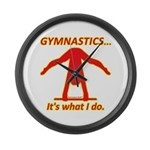 Gymnastics Clock - Do