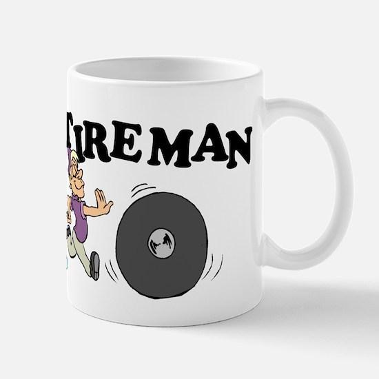 #1 Tireman Mug