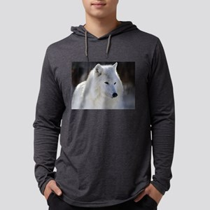 2329_White_Wolf Long Sleeve T-Shirt