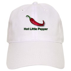 Hot Little Pepper Baseball Cap