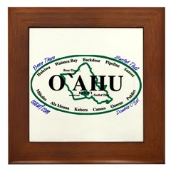 O'ahu Framed Tile
