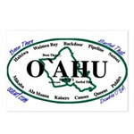 O'ahu Postcards (Package of 8)
