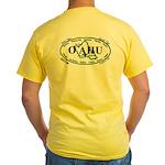 O'ahu Yellow T-Shirt