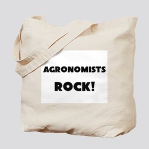Agronomists ROCK Tote Bag