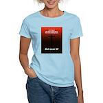 """""""Get over it!"""" Women's Light T-Shirt"""