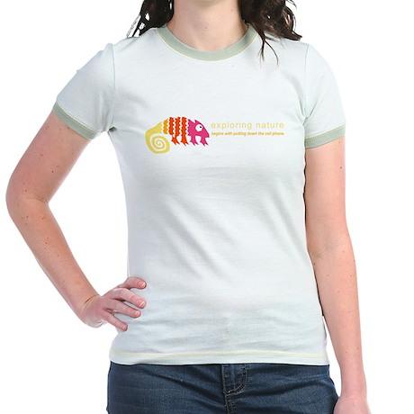 Explore Nature Jr. Ringer T-Shirt