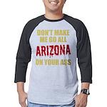 Arizona Baseball Mens Baseball Tee