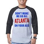 Atlanta Baseball Mens Baseball Tee
