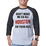 Houston Baseball Mens Baseball Tee