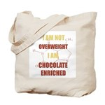 Chocolate Enriched Tote Bag