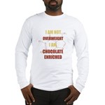 Chocolate Enriched Long Sleeve T-Shirt