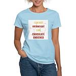Chocolate Enriched Women's Light T-Shirt