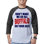 Buffalo Football Mens Baseball Tee