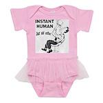 Instant Human Baby Tutu Bodysuit