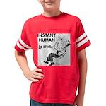 Instant Human Youth Football Shirt
