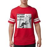 Instant Human Mens Football Shirt