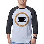 FIN-life-after-coffee Mens Baseball Tee