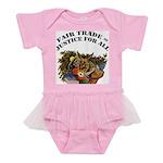 FIN-fair-trade-justice Baby Tutu Bodysuit