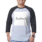 Coffee Beans Mens Baseball Tee