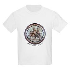 Bacchus God of Wine Kids Light T-Shirt