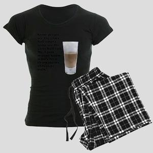 Chocolate Milk Women's Dark Pajamas