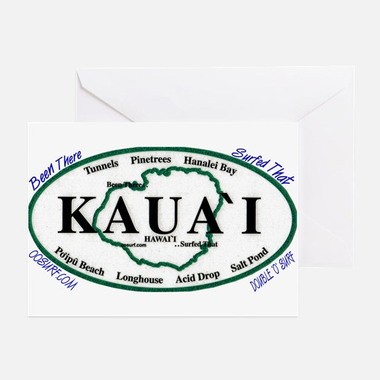 Kaua'i Greeting Cards (Pk of 10)
