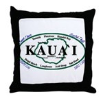 Kaua'i Throw Pillow