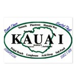 Kaua'i Postcards (Package of 8)